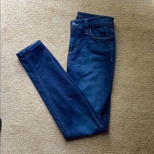 Joe's Jeans Straight Leg Size 26 (2)